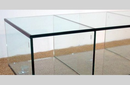 УФ-склейка торцов стекла