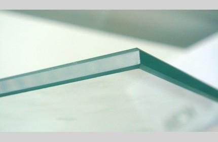 Обработка торцов стекла и зеркала - полировка прямолинейная