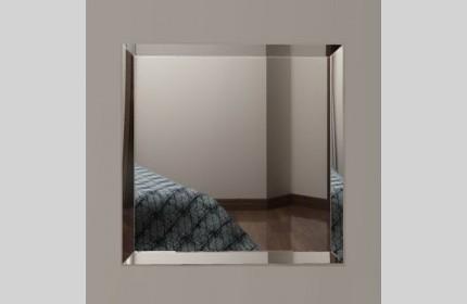 Зеркала прямоугольные с фацетной кромкой