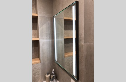 Большое зеркало для квартиры, салона, магазина