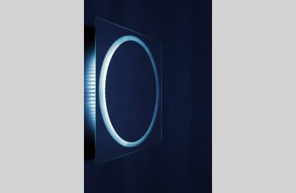 """Стильное зеркало с LED-подсветкой """"ML комби"""" 800х600 мм"""