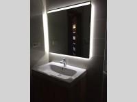Стильно, ярко, современно - LEDподсветка на зеркале